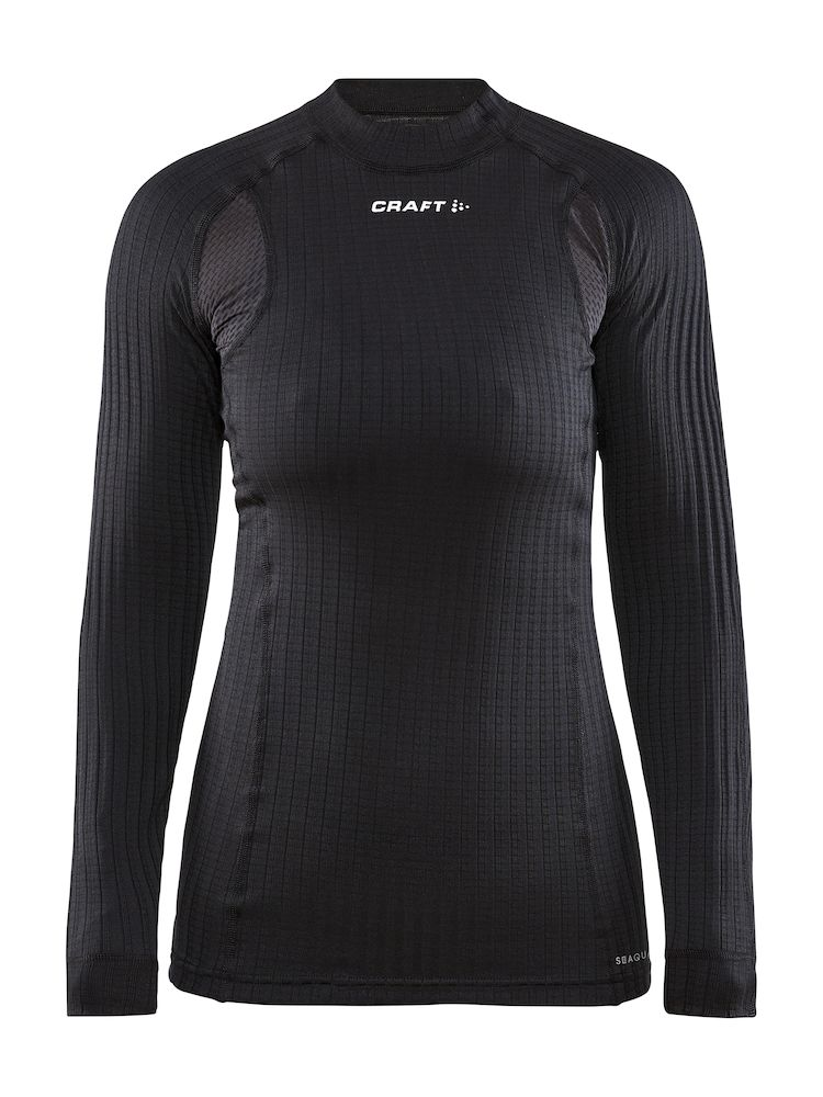 1909673_Active Extreme X CN LS - Femme, Craft, 109 tshirts, Seaqual, Baselayer, Coolmax Air, ajustee, baselayer, manches longues