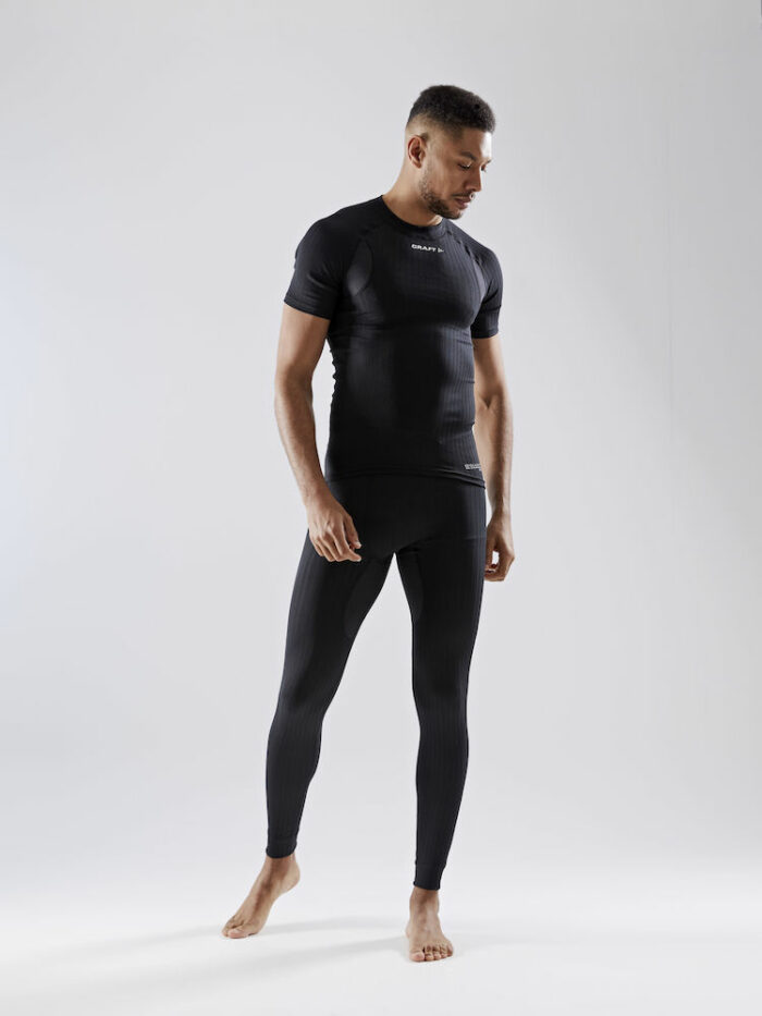 1909678_Active Extreme X CN SS - Homme, Craft, 109 tshirts, Seaqual, Baselayer, Coolmax Air, ajustee, baselayer, manches courtes