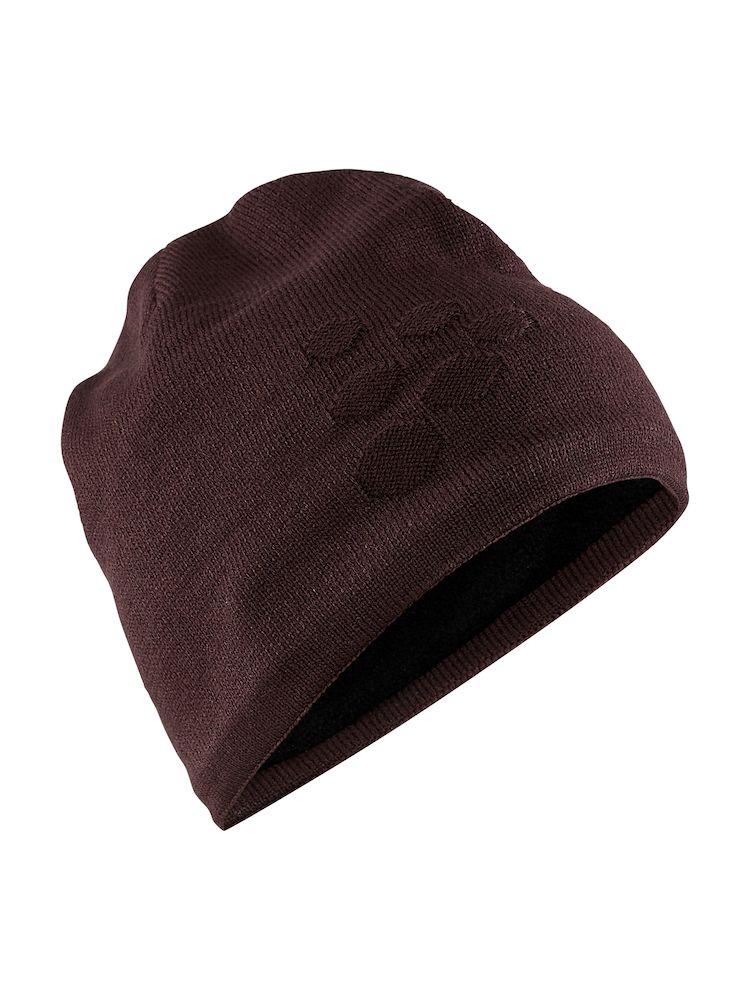 1909903, Core Six Dots Knit Hat, Craft, Bonnet, Homme, Femme, Unisexe, 109 tshirts, Acrylic, Jacquard, intérieur, double polaire